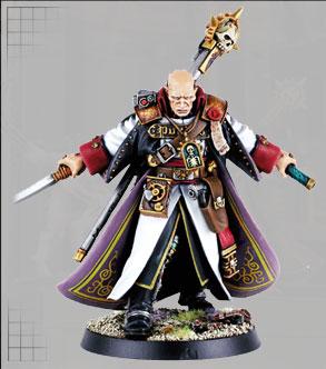 Eisenhorn Inquisitor